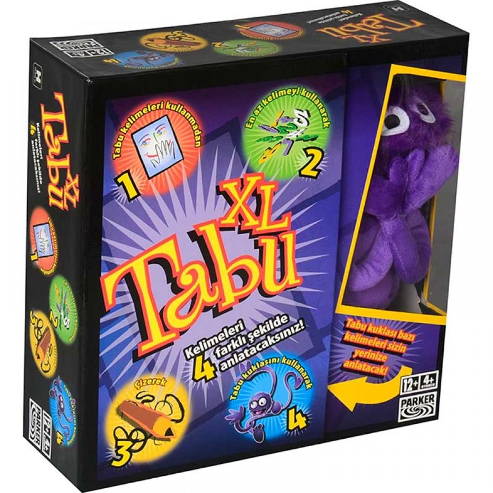 HASBRO 04199 TABU XL*4